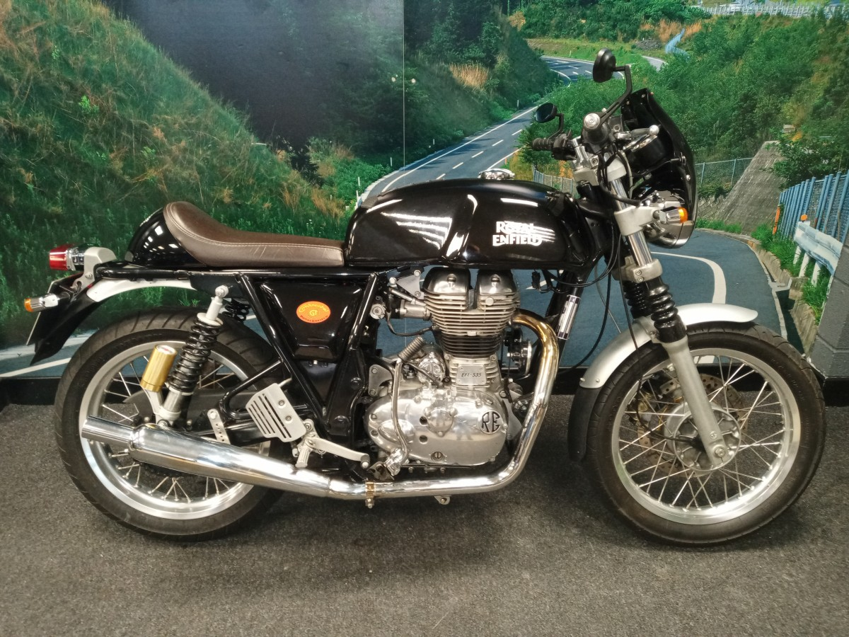 Buy Online ROYAL ENFIELD CONTINENTAL GT 535