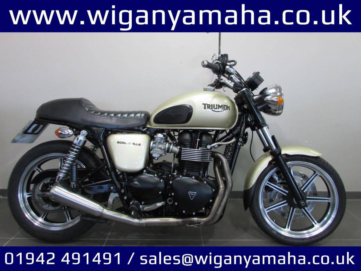 Buy Online Triumph Bonneville 865
