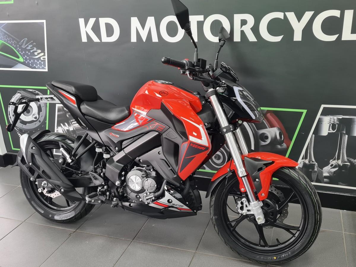 KEEWAY RKF125 E5 2021