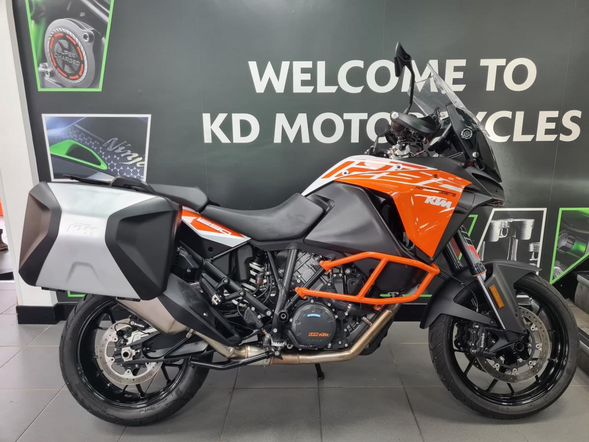 Buy Online KTM 1290 SUPER ADVENTURE S