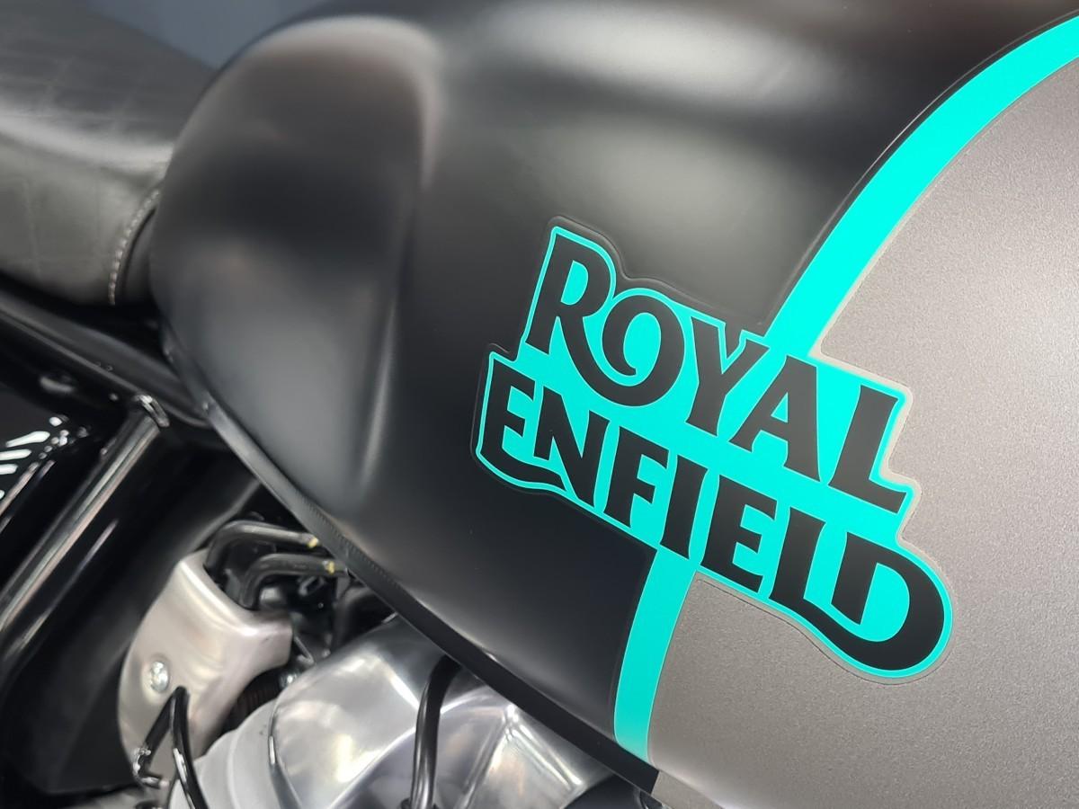 ROYAL ENFIELD INTERCEPTOR 650 TWIN DUAL E5 2021