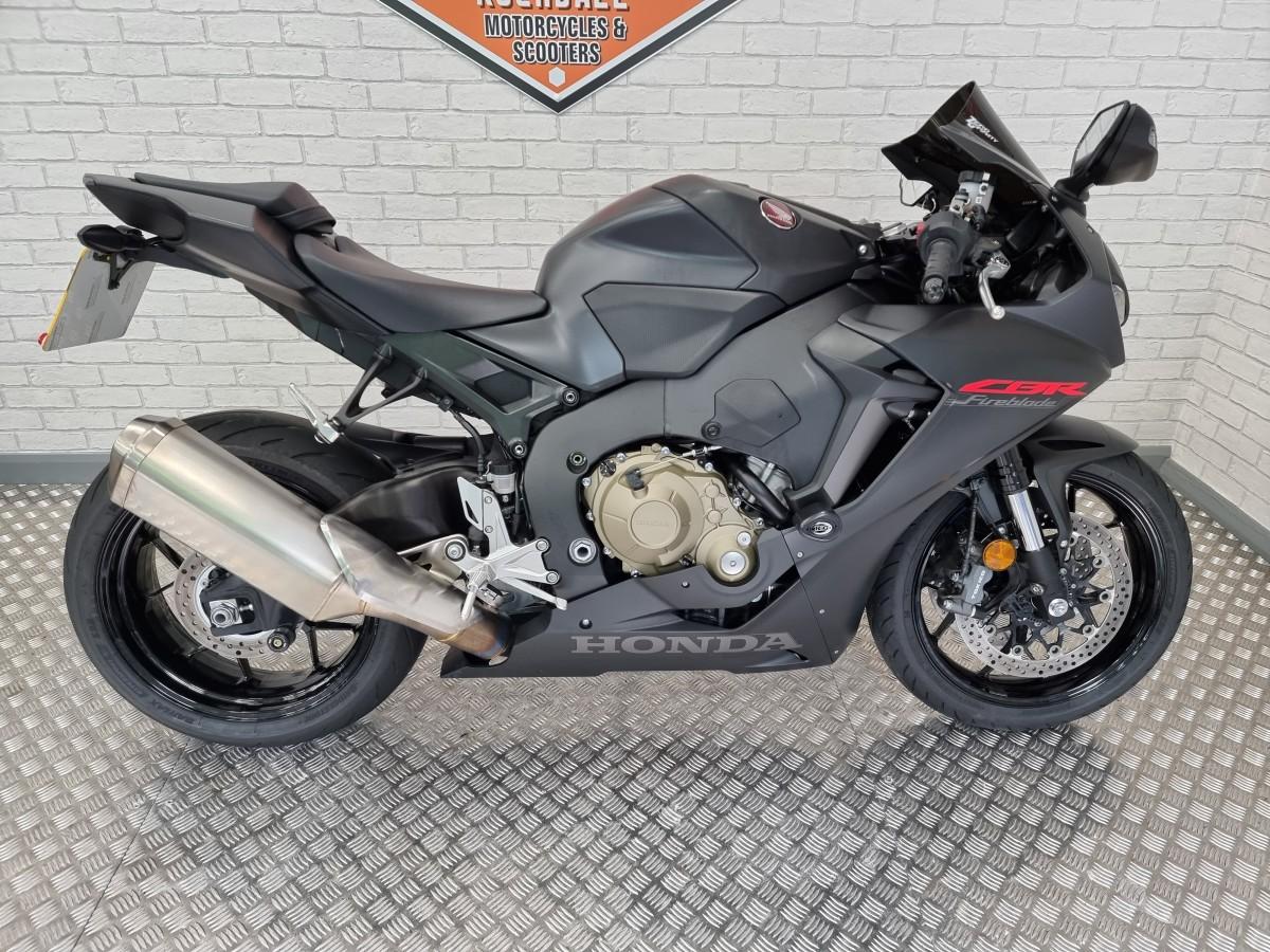 Honda CBR 1000 RA-K 2019