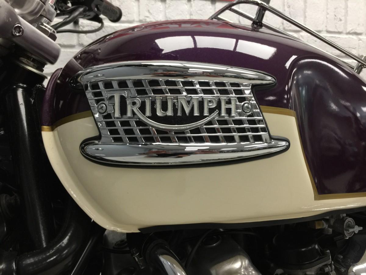 TRIUMPH THUNNDERBIRD 900 1996