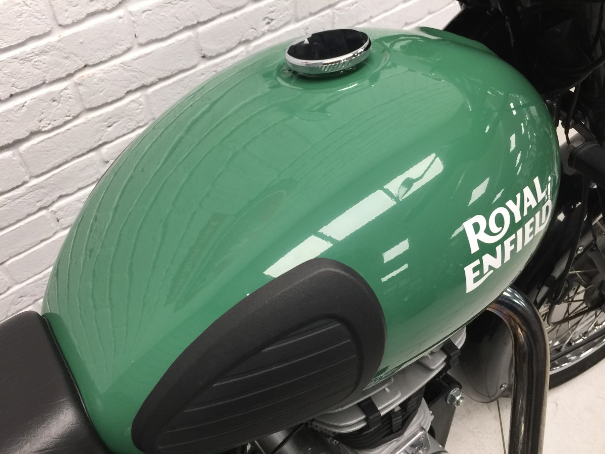 ROYAL ENFIELD BULLET 500 EFI REDDITCH EDITION 2018