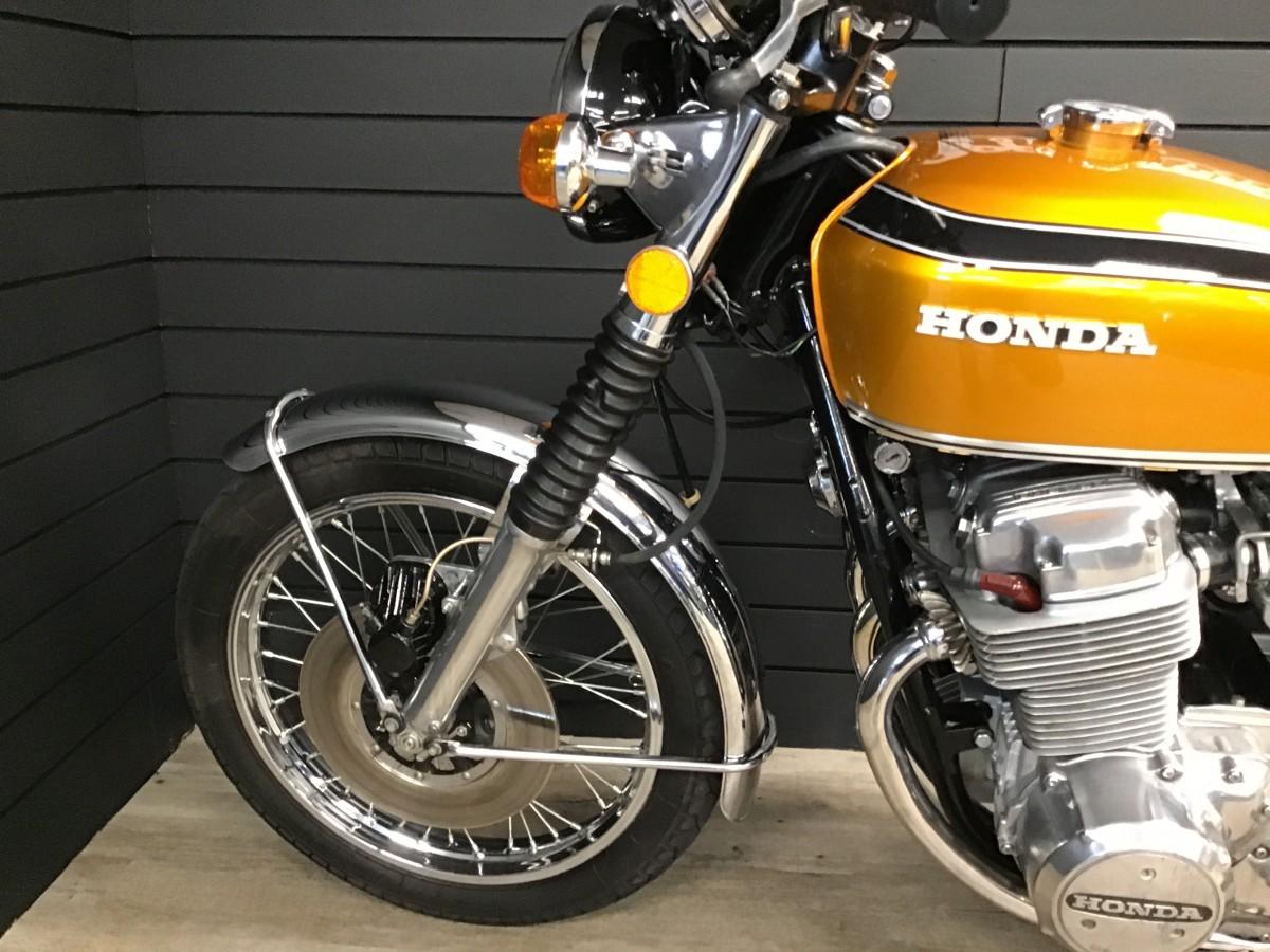 Honda CB750 Four 1972