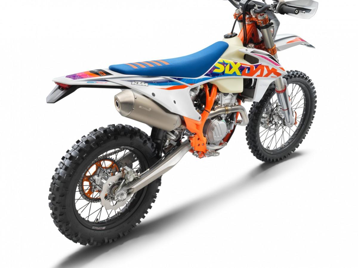 KTM EXC-F 250 SIX DAYS 2022 2022