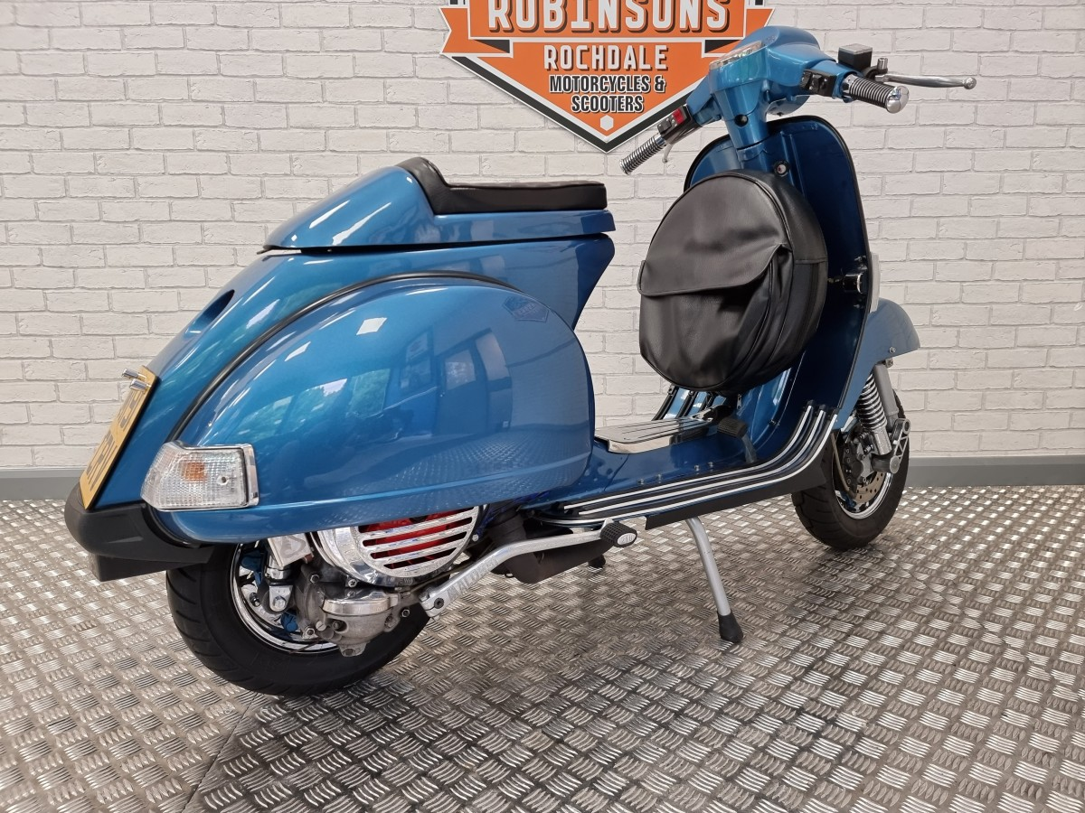 Piaggio Vespa Douglas P200E 1995