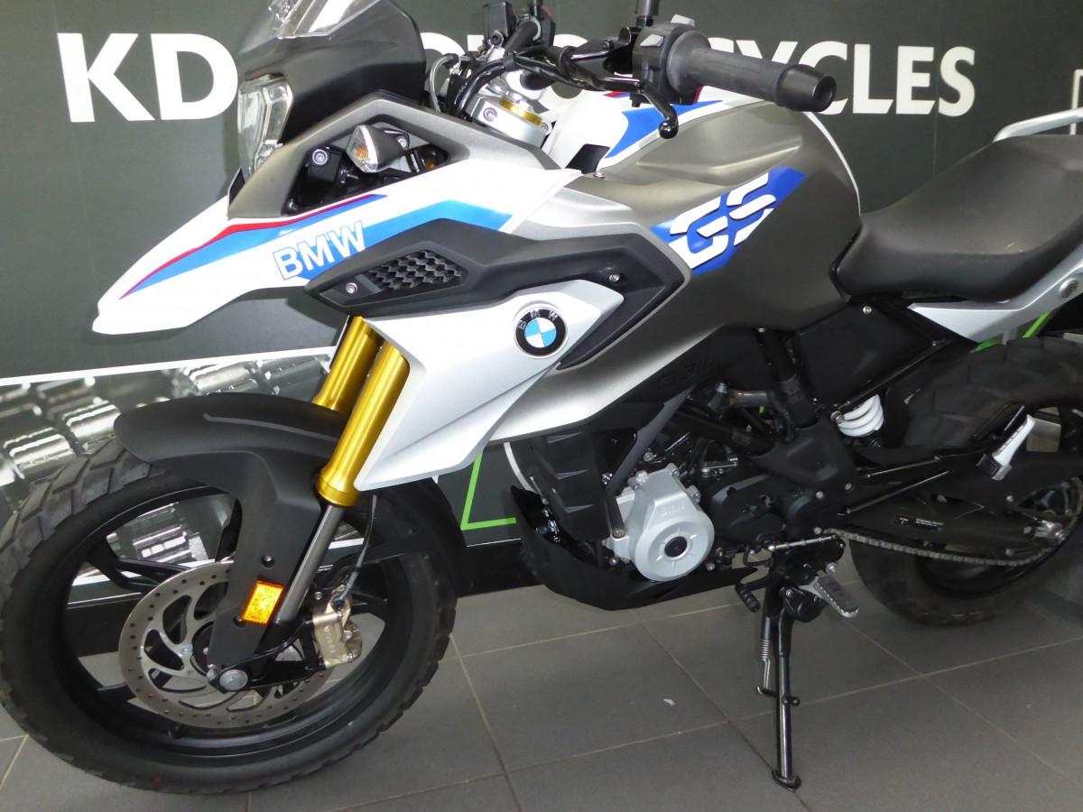 BMW G310 GS 2019