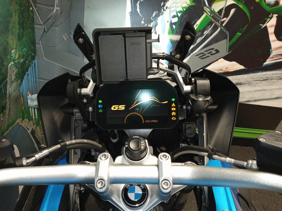 BMW R1250 GS TE 2019