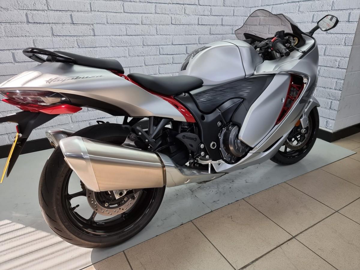 SUZUKI GSX 1300 R HAYABUSA 2021
