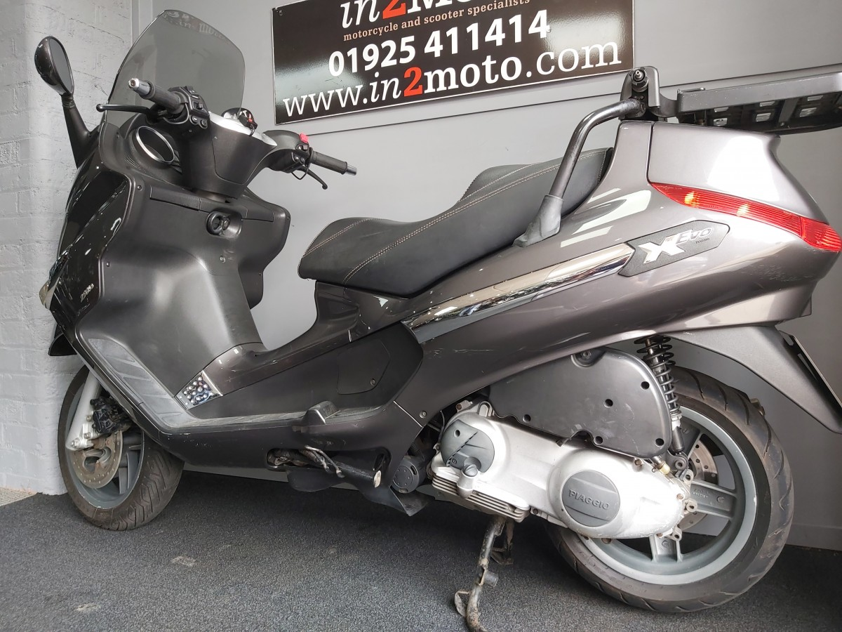 PIAGGIO XEVO 250 2009