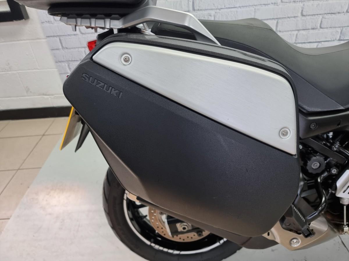 SUZUKI DL 650 V-STROM GT  SPEC 2018