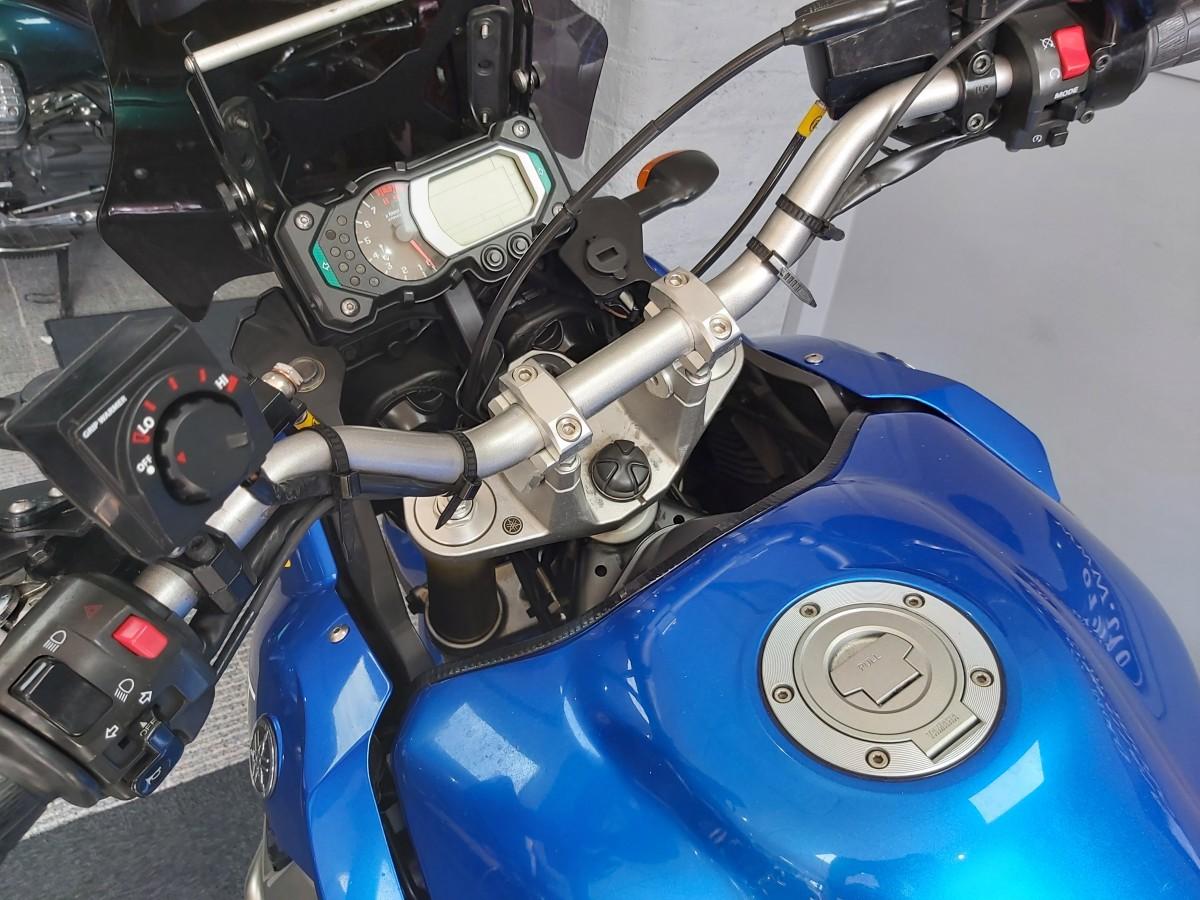 YAMAHA XT1200 Z SUPER TENERE 2011