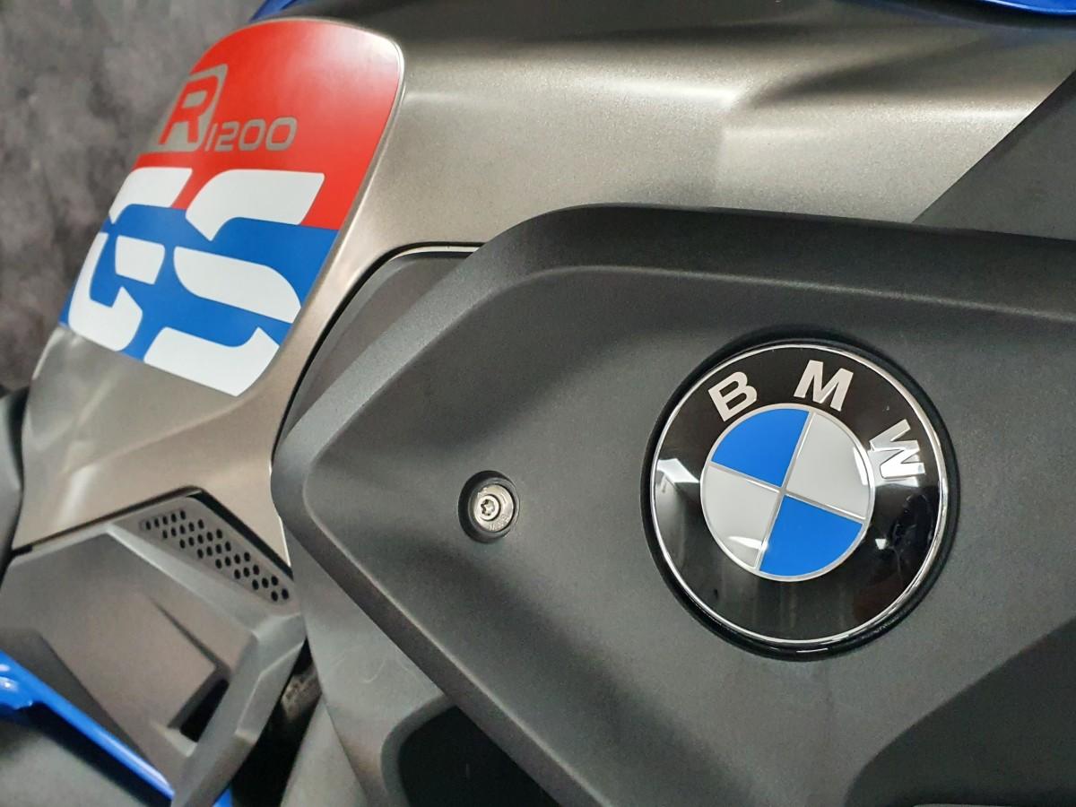 BMW R1200 GS Rallye 2017
