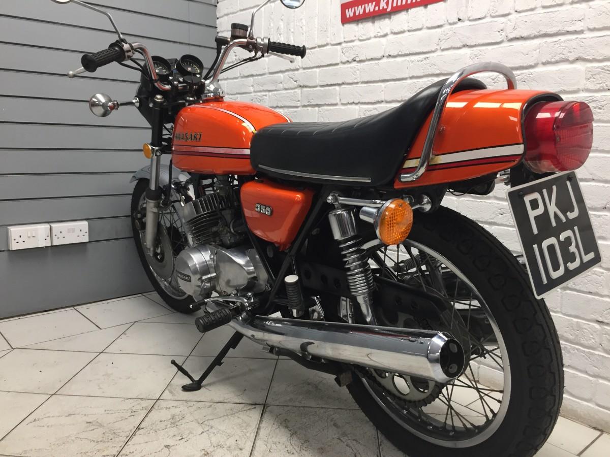 KAWASAKI S2A 350 1973