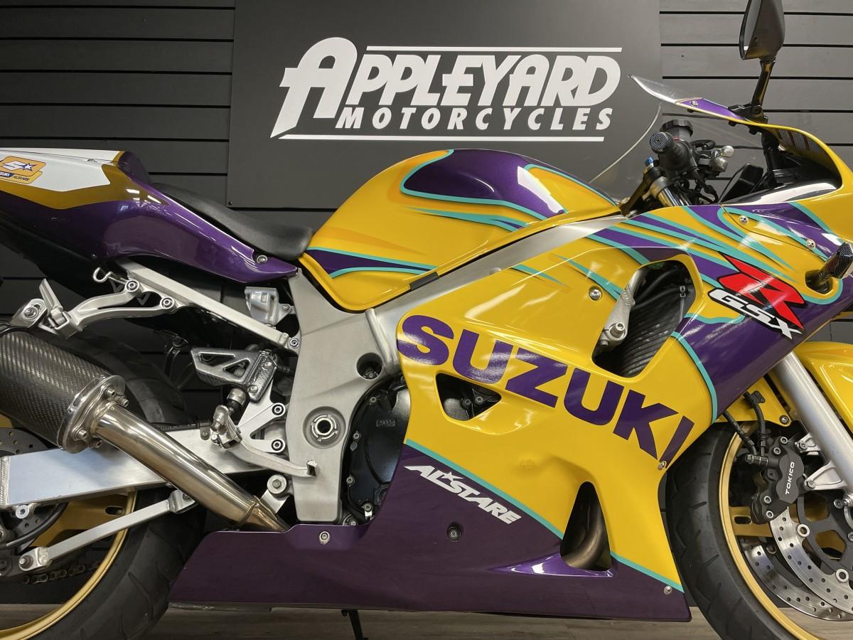 Suzuki GSX-R 600 K3 2003