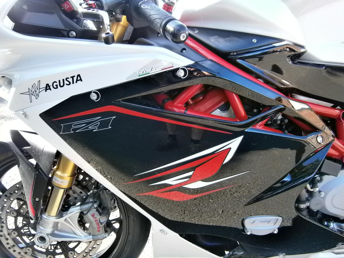 MV AGUSTA F4 1000 RR 2013