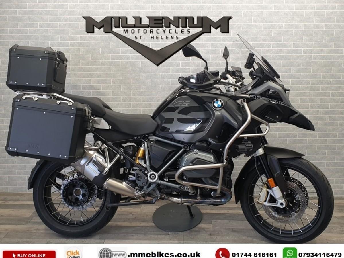 Buy Online BMW R1200 GS ADVENTURE TRIPLE BLACK TE
