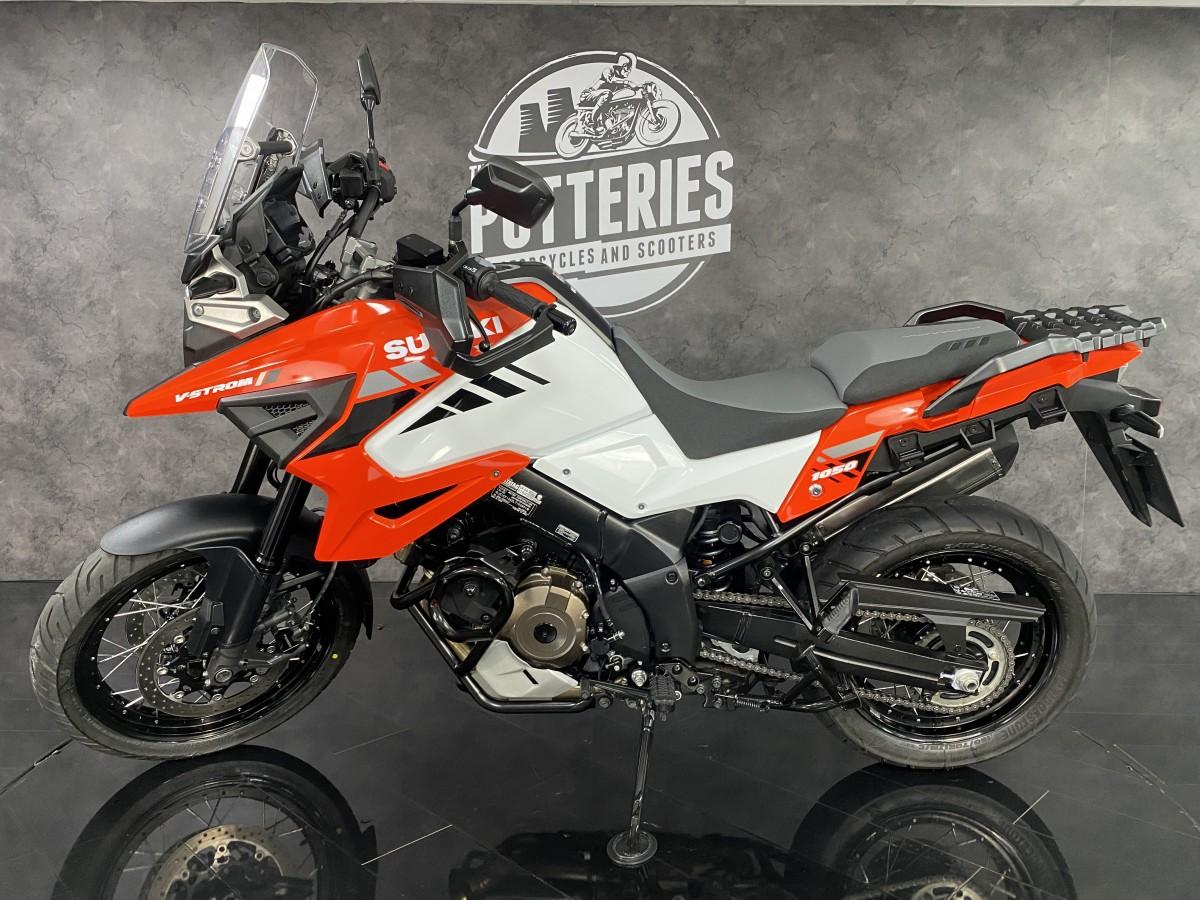 Suzuki DL 1050 V Strom RC 2020