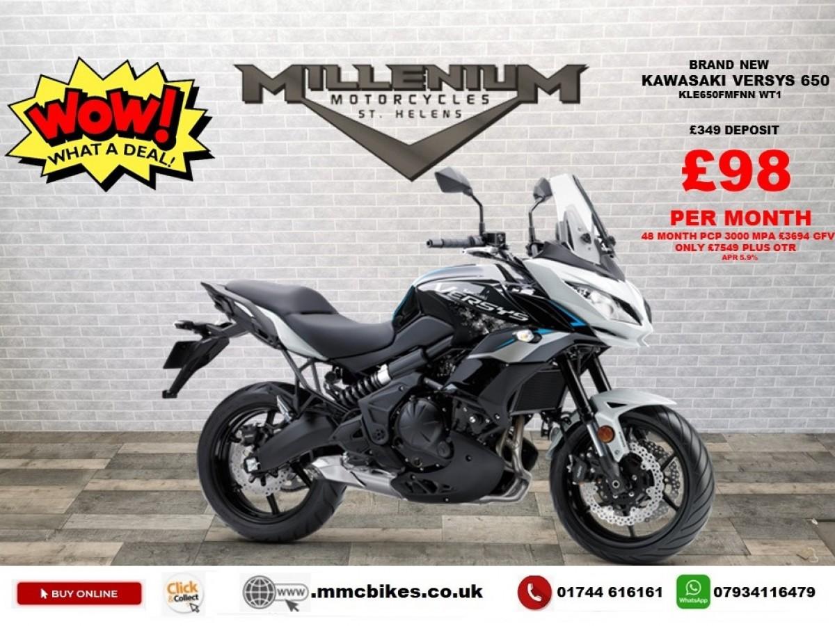 Buy Online Kawasaki Versys 650