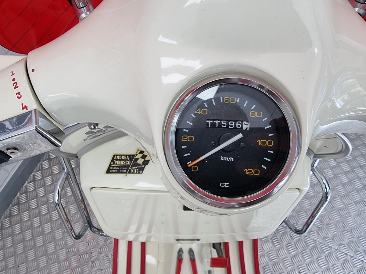 LML Star Deluxe 125 2T 2010