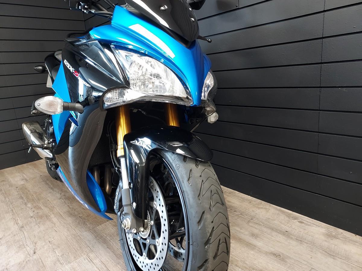 Suzuki GSX-S1000F 2018
