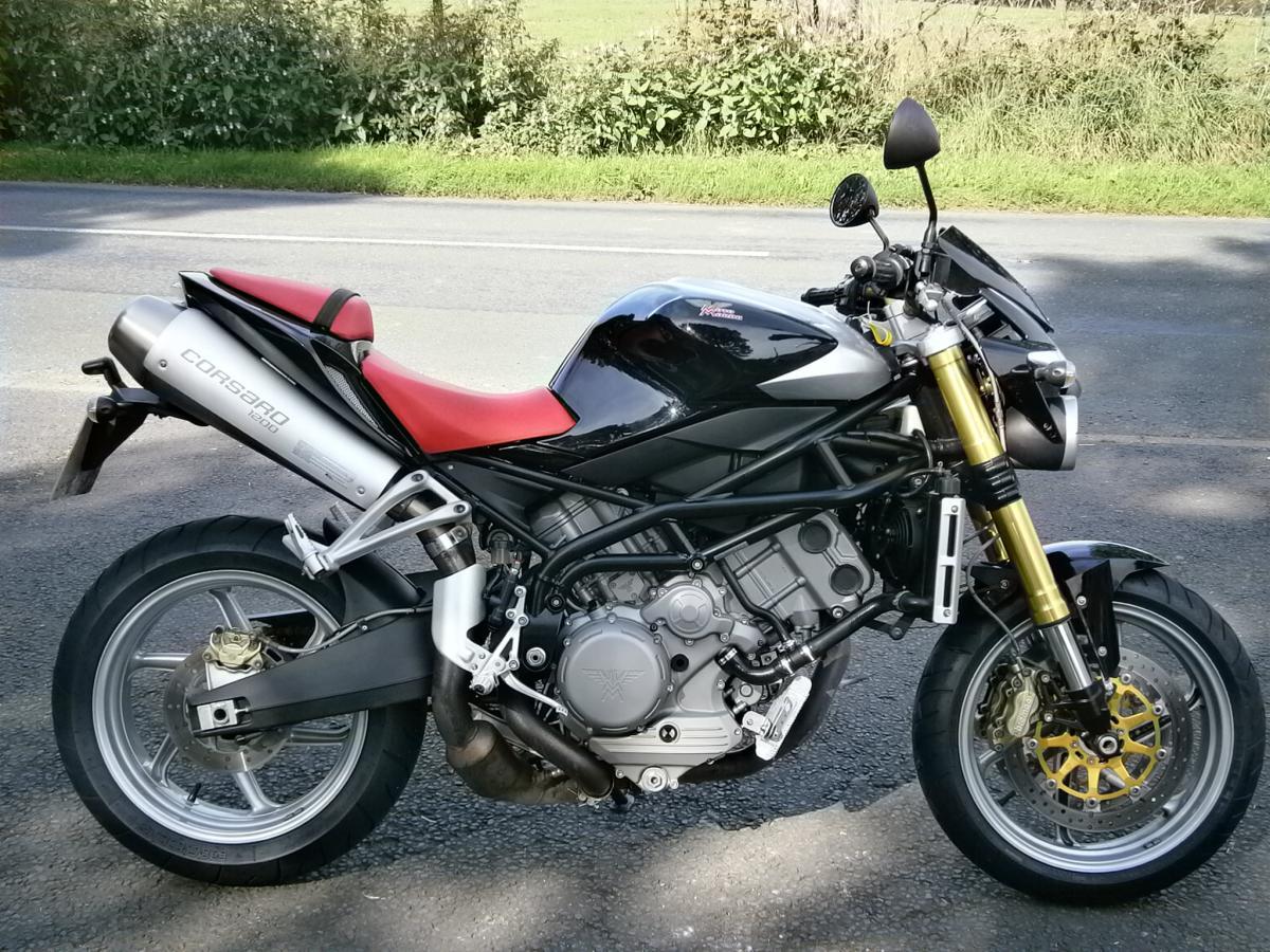 MOTORINI CORSARO 1200 2006