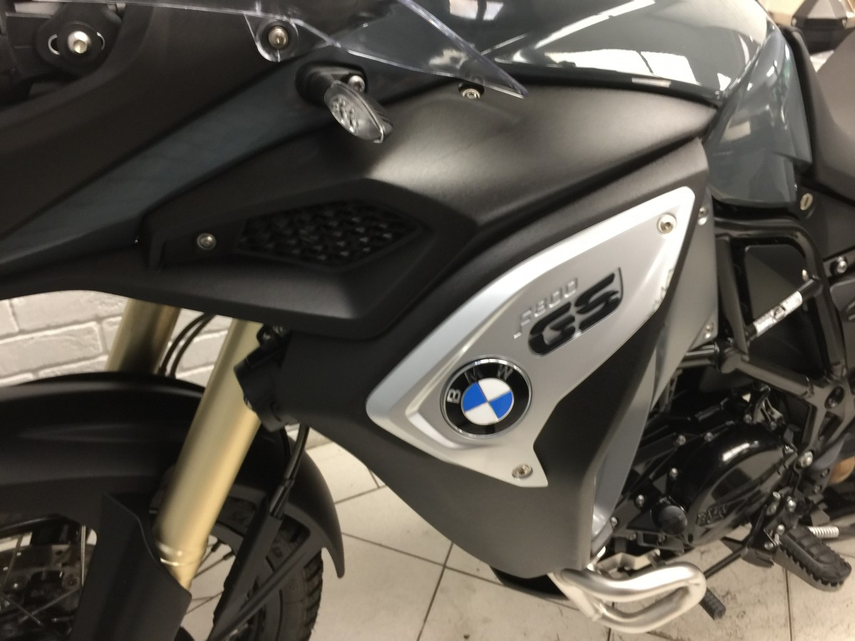 BMW F800GS Adventure 2017