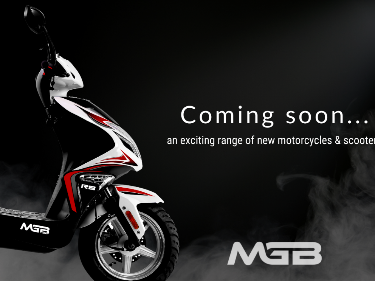 Buy Online MGB R8 50cc
