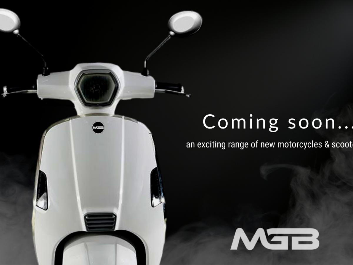 Buy Online MGB TRIESTE 125cc