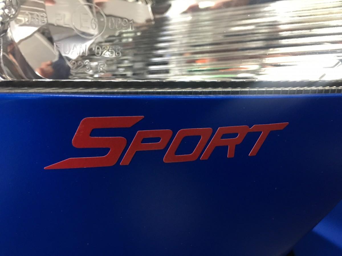 SYM JOY MAX GTS 125i 2016