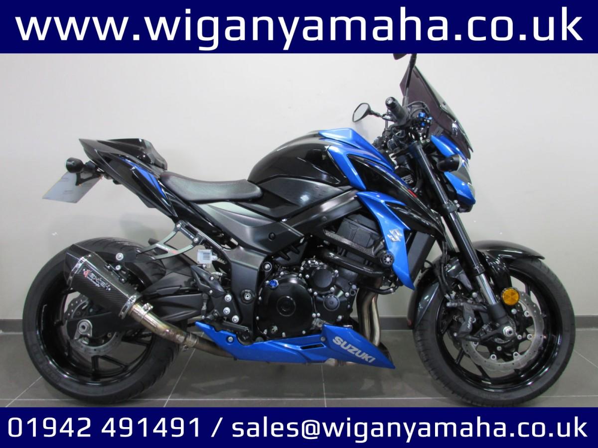 Buy Online Suzuki GSXS750 AL8 ABS