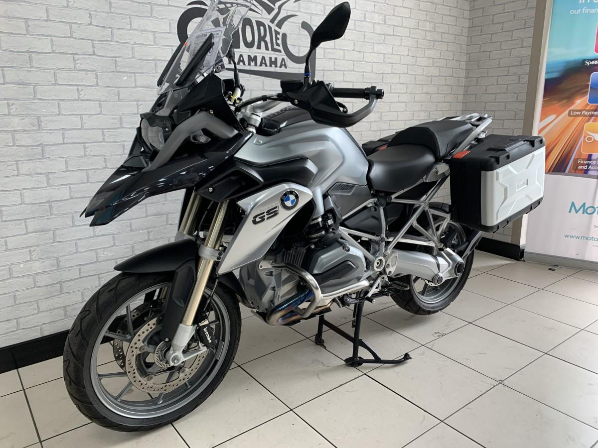 BMW R1200 GS TE 2014