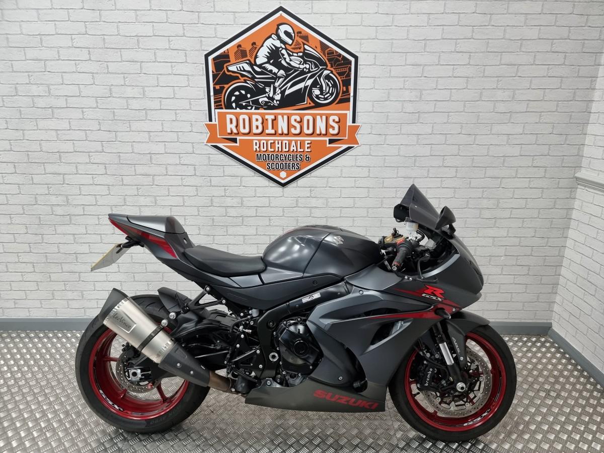 Buy Online Suzuki GSXR 1000 AL7 ABS