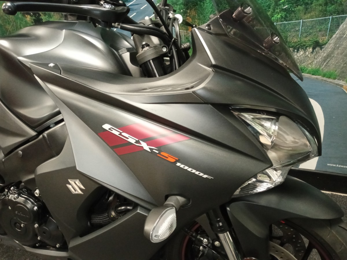 SUZUKI GSX-S1000FZ  AL8 2018