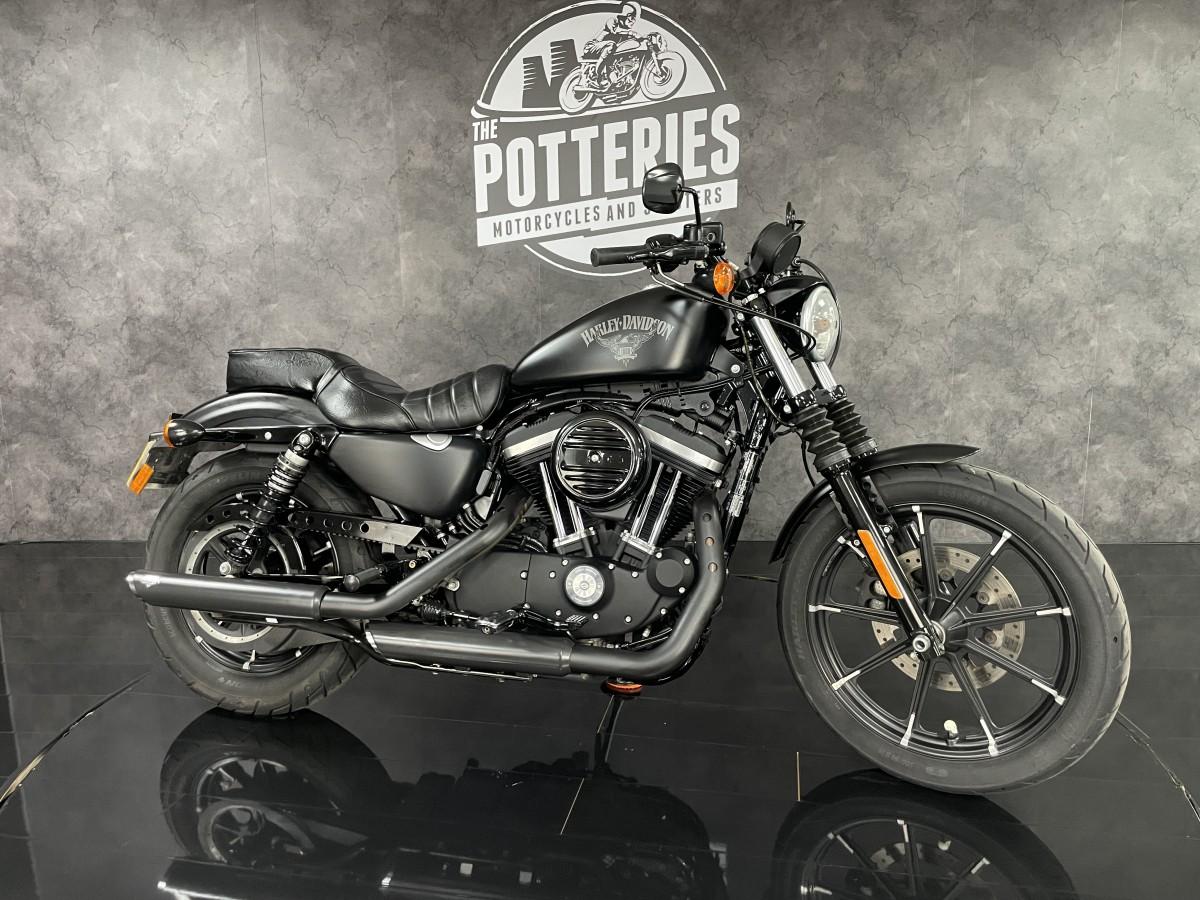 Buy Online Harley Davidson XL 883 N IRON 18