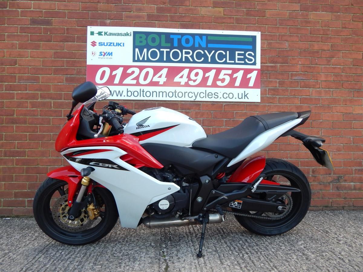 Buy Online HONDA CBR600FA-B ABS Sport Motorcycle ABS