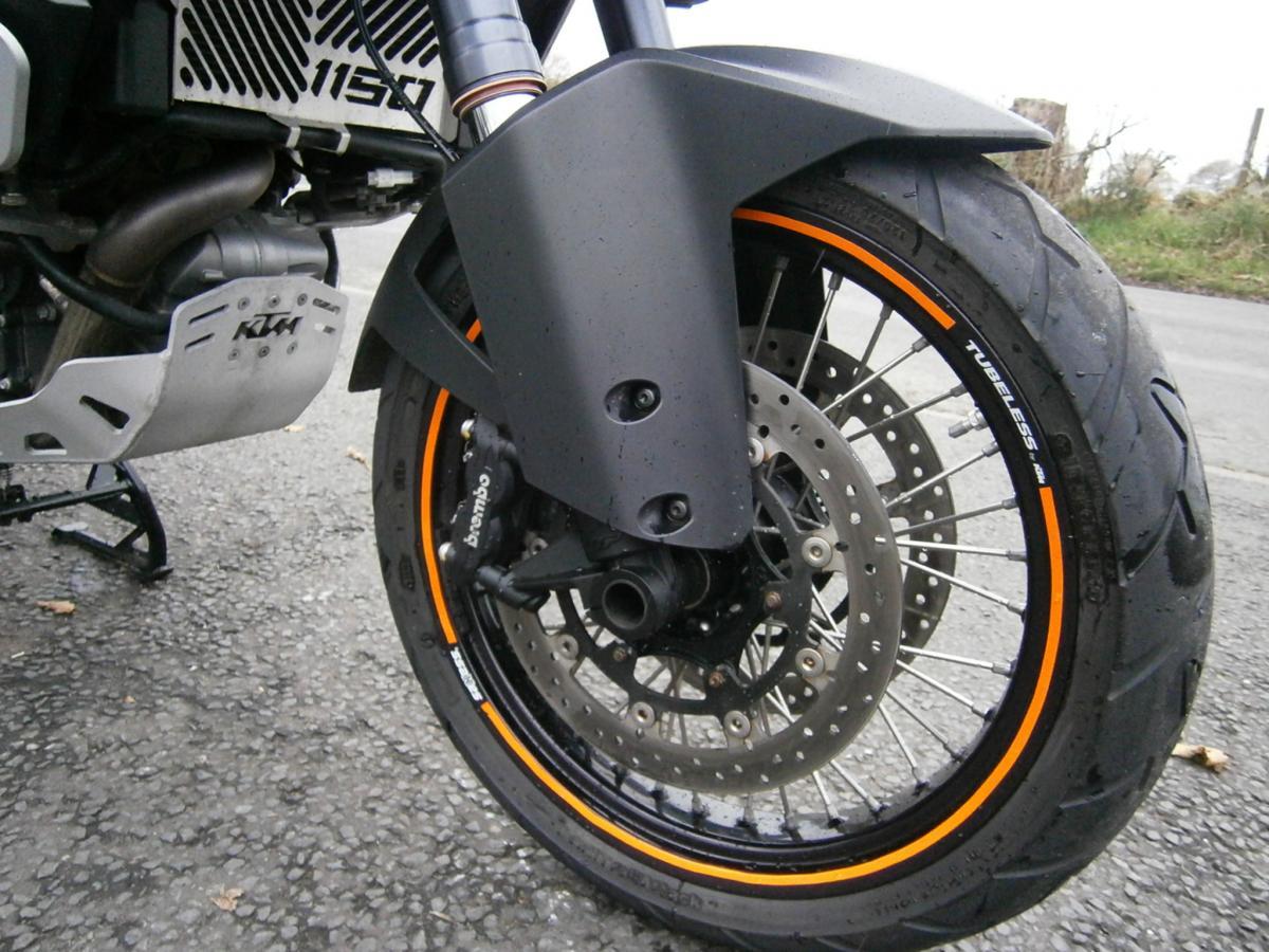 KTM 1190 ADVENTURE 15 2015