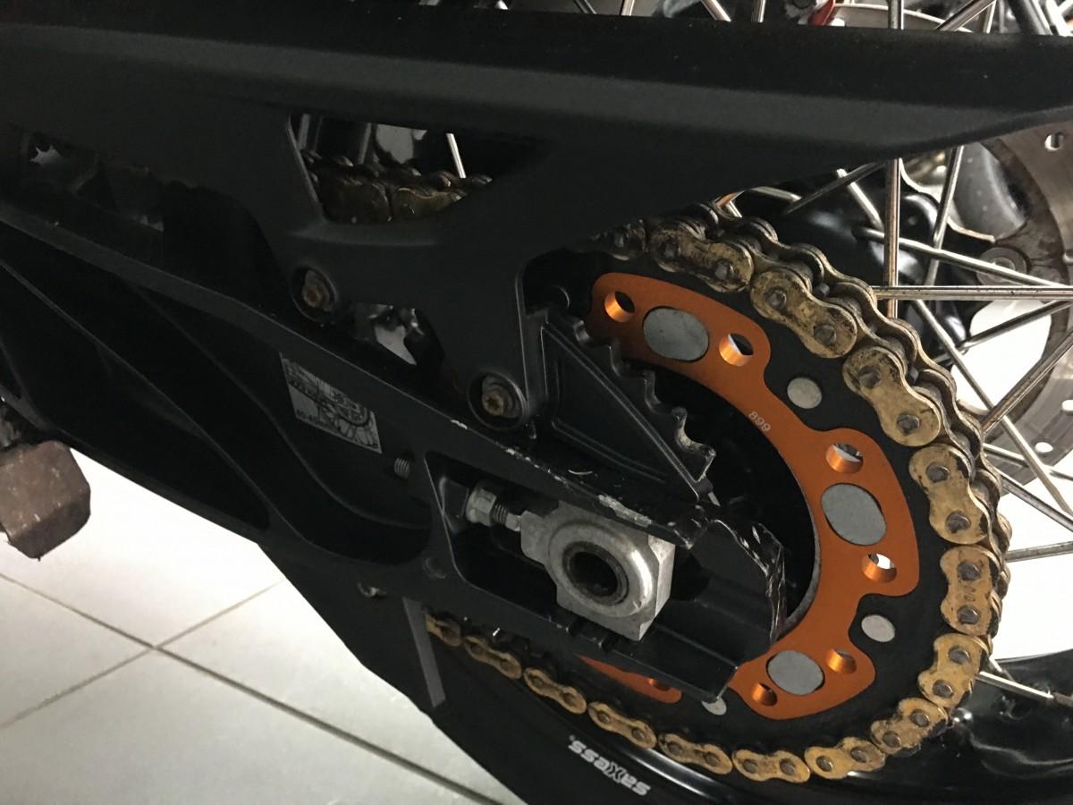 KTM 1190 SUPER ADVENTURE 2016