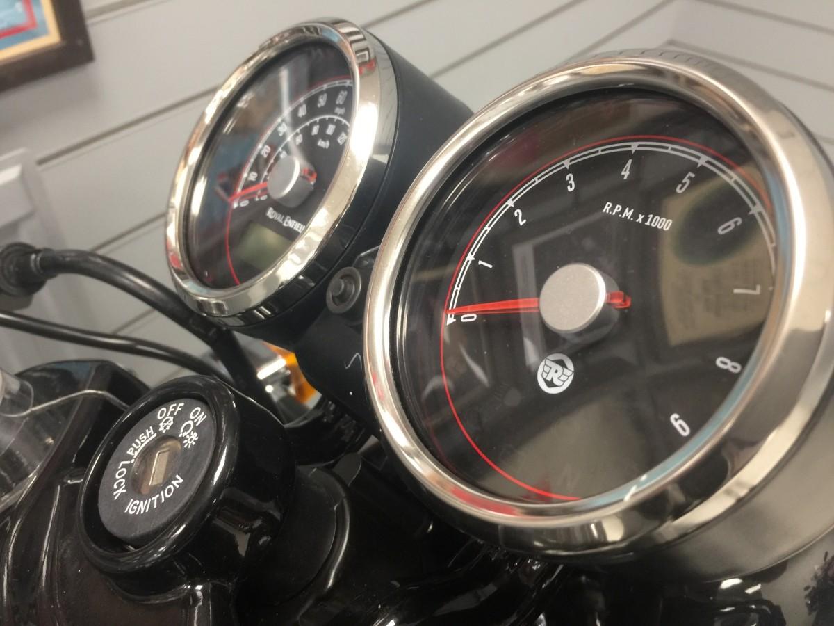 ROYAL ENFIELD Continental GT 650 Twin Dual Colour E5 2021