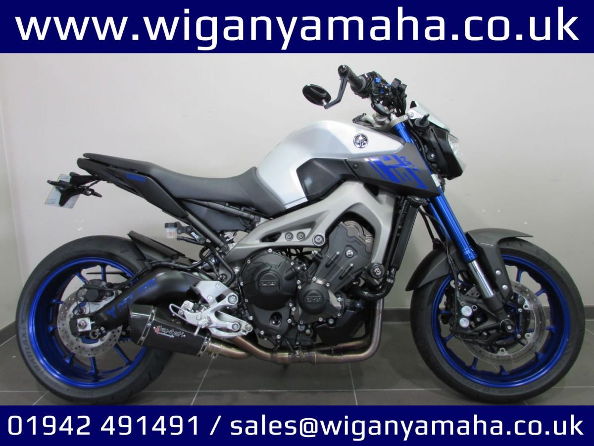 Buy Online Yamaha MT-09