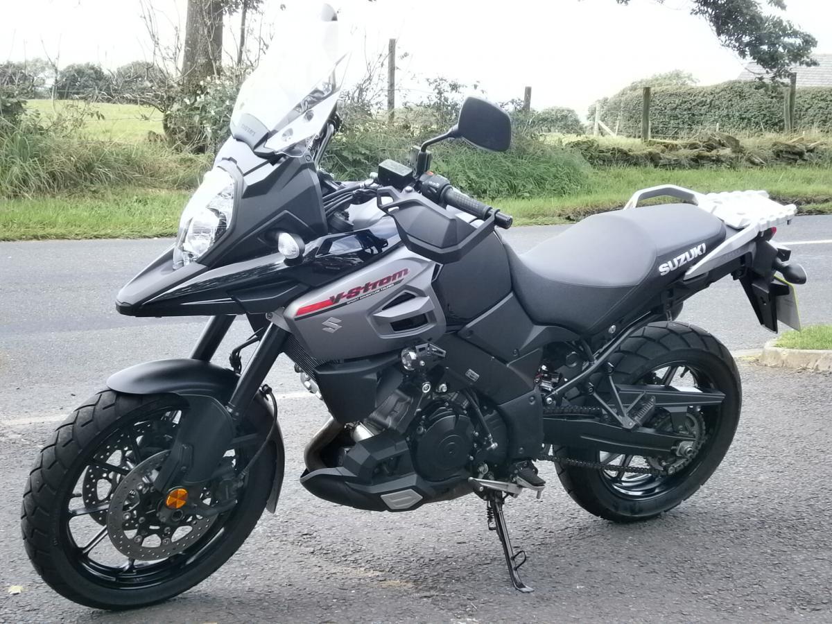 Suzuki DL1000 AL8 ABS 2017