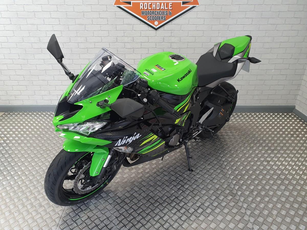 Kawasaki ZX636 Performance 2019