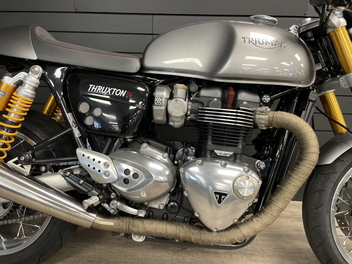 Triumph THRUXTON 1200 R 2016