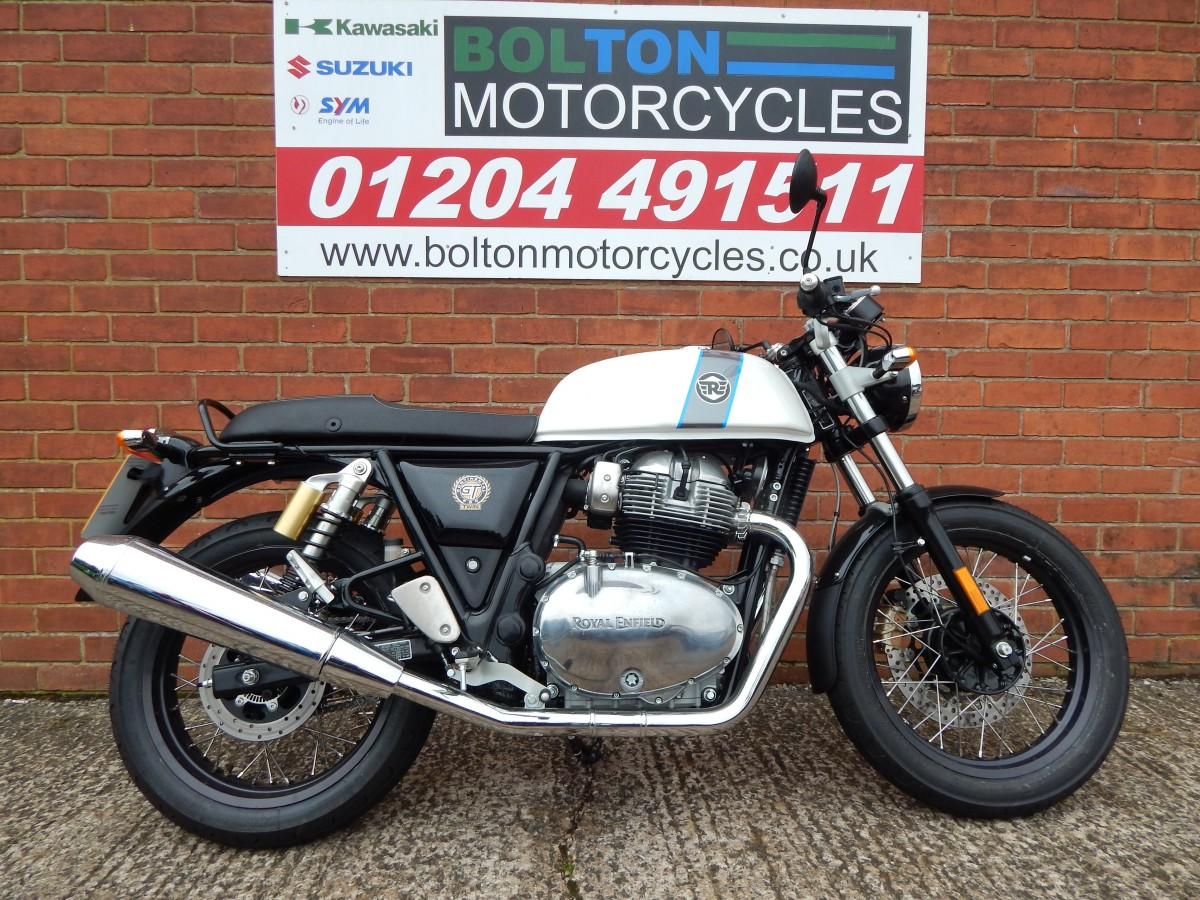 Buy Online ROYAL ENFIELD CONTINENTAL GT 650 20