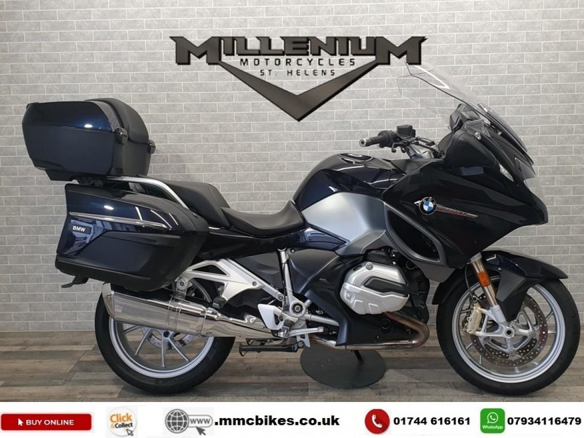 Buy Online BMW R 1200 RT LE SAT NAV