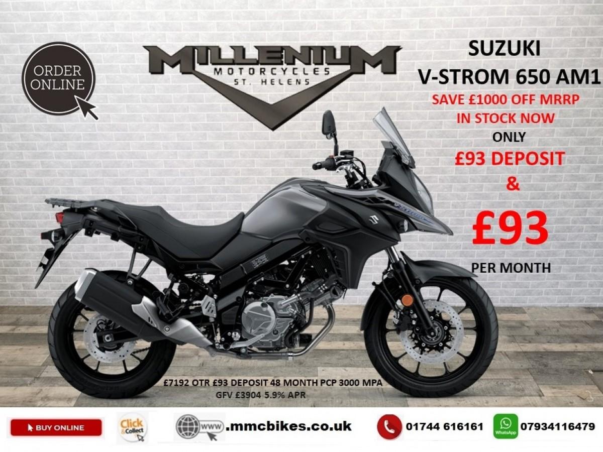 Buy Online Suzuki V-Strom 650 AM1 2021