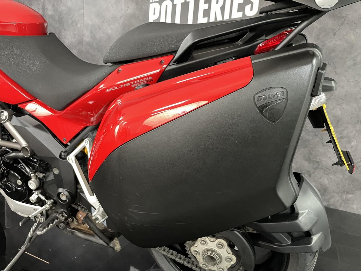 Ducati Multistrada 1200 S ABS Touring 2010