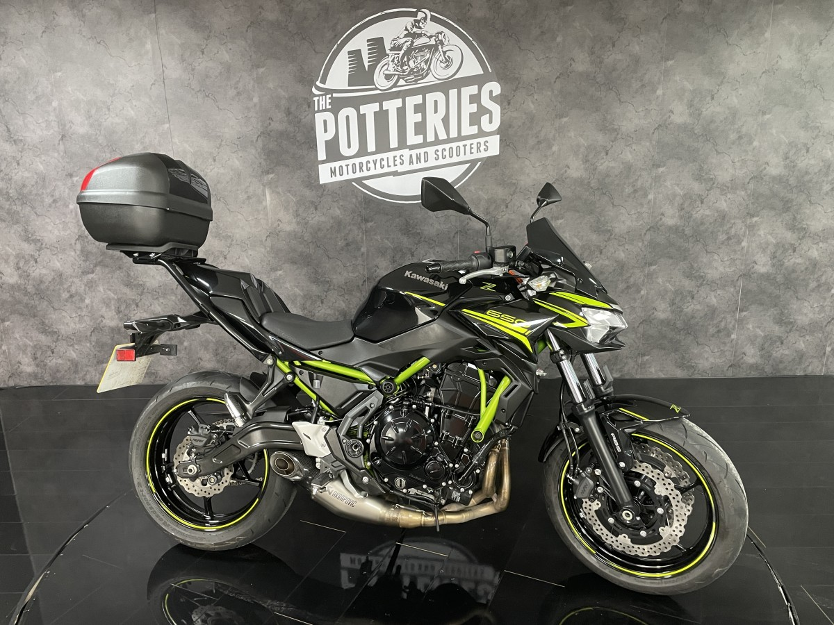 Buy Online Kawasaki Z650 Performance (ER650 KLFA)