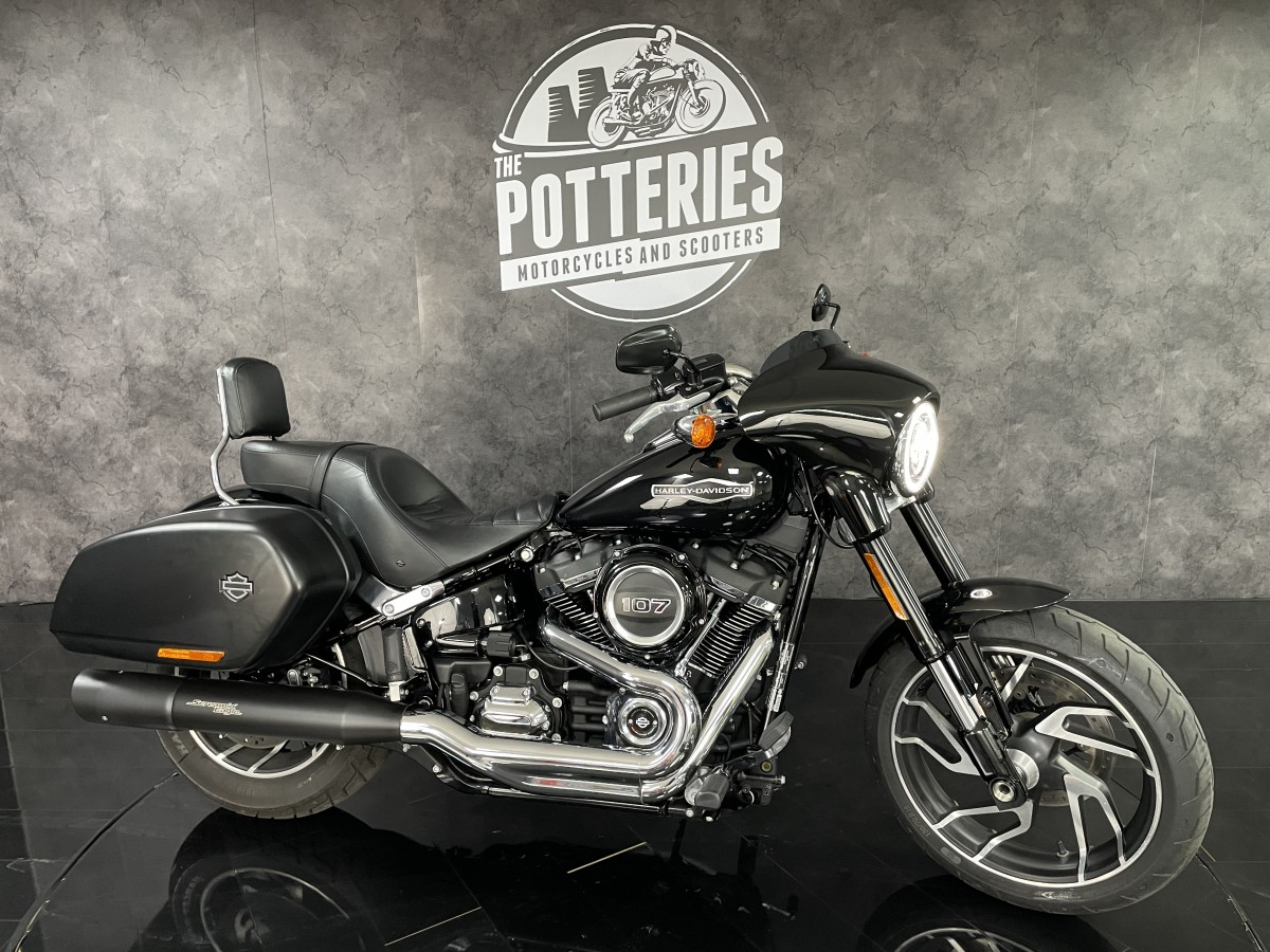 Harley Davidson FLSB Sportglide 2019